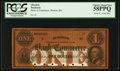 Obsoletes By State:Massachusetts, Boston, MA- Bank of Commerce $1 G4a Proof. ...