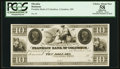 Obsoletes By State:Ohio, Columbus, OH- The Franklin Bank of Columbus $10 G48 Wolka 0863-27Proof. ...