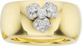 Estate Jewelry:Rings, Tiffany & Co. Diamond, Platinum, Gold Ring. ...