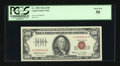 Small Size:Legal Tender Notes, Fr. 1550 $100 1966 Legal Tender Note. PCGS About New 50.. ...