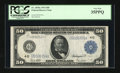 Large Size:Federal Reserve Notes, Fr. 1039a $50 1914 Federal Reserve Note PCGS Very Fine 35PPQ....