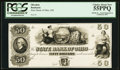 Obsoletes By State:Ohio, (Columbus), OH- The State Bank of Ohio $50 G1720 Wolka 0895-17Proof. ...