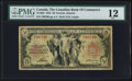 Canadian Currency: , Toronto, ON- The Canadian Bank of Commerce $5 Jan. 2, 1935 Ch. #75-18-02. ...