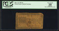 Colonial Notes:Pennsylvania, Pennsylvania March 16, 1785 3d PCGS Apparent Very Good 10.. ...