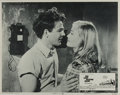 Autographs:Celebrities, Peter Bogdanovich, American Director. SIGNED. The Last PictureShow. Original Lobby Card, Signed by the Director, ...