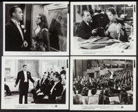 "Tales of Manhattan (20th Century Fox, 1942). Portrait and Scene Photos (4) (8"" X 10""). Drama. ... (Total: 4 It..."