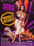 """Movie Posters:Drama, This Property is Condemned (Paramount, 1966). French Grande (45.5"""" X 61.5""""). Drama.. ..."""