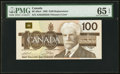 Canadian Currency: , BC-60aA $100 Replacement 1988. ...