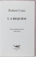 Books:Signed Editions, Robert Crais. SIGNED/LIMITED. L. A. Requiem. Scorpion Press, 1999. Signed on limitation page and numbered 84 of 99 ...