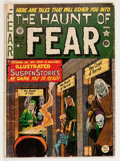 Golden Age (1938-1955):Horror, Haunt of Fear #17 (#3) (EC, 1950) Condition: Apparent GD....