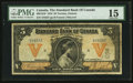 Canadian Currency: , Toronto, ON- The Standard Bank of Canada $5 Jan. 2, 1919 Ch. # 695-18-10. ...
