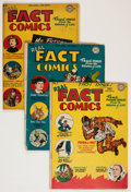 Golden Age (1938-1955):Non-Fiction, Real Fact Comics Group (DC, 1946-48).... (Total: 9 Comic Books)