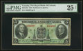 Canadian Currency: , Montreal, PQ- The Royal Bank of Canada $5 Jan. 2, 1935 Ch. # 630-18-02a. ...