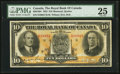 Canadian Currency: , Montreal, PQ- The Royal Bank of Canada $10 July 3, 1933 Ch. #630-16-04. ...