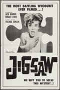 "Movie Posters:Mystery, Jigsaw and Other Lot (Beverly, 1962). One Sheet (28"" X 42""), andHalf Sheet (22"" X 28""). Mystery.. ... (Total: 2 Items)"