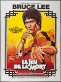 "Movie Posters:Action, Game of Death (AMLF, 1979). French Grande (47"" X 63""). Action.. ..."