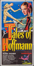 """Movie Posters:Musical, The Tales of Hoffmann (United Artists, 1952). Three Sheet (41"""" X 79""""). Musical.. ..."""