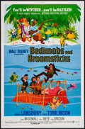 "Movie Posters:Animation, Bedknobs and Broomsticks (Buena Vista, 1971). One Sheet (27"" X 41""). Animation.. ..."