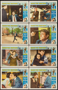 "Mirage (Universal, 1965). Lobby Card Set of 8 (11"" X 14""). Mystery. ... (Total: 8 Items)"