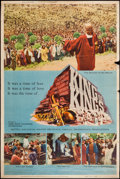 "Movie Posters:Historical Drama, King of Kings (MGM, 1961). Poster (40"" X 60"") Style Z. HistoricalDrama.. ..."