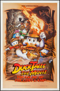 """Movie Posters:Animation, Duck Tales: The Movie - Treasure of the Lost Lamp & Other Lot(Buena Vista, 1990). One Sheets (2) (27"""" X 40"""") DS. Animation....(Total: 2 Items)"""