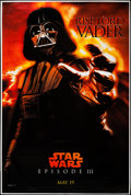 "Movie Posters:Science Fiction, Star Wars: Episode III - Revenge of the Sith (20th Century Fox,2005). Banners (6) (47"" X 71""). Science Fiction.. ... (Total: 6Items)"
