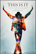 "Movie Posters:Documentary, This Is It (Sony, 2009). One Sheet (27"" X 40""). Documentary.. ..."