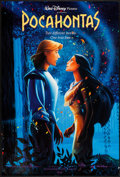 """Movie Posters:Animation, Pocahontas & Other Lot (Buena Vista, 1995). One Sheets (2) (27"""" X 40""""). Animation.. ... (Total: 2 Items)"""