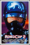 "Movie Posters:Action, RoboCop 2 & Other Lot (Orion, 1990). One Sheets (2) (27"" X 41"") Regular & Advance. Action.. ... (Total: 2 Items)"