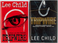 Books:First Editions, Lee Child. Group of Two First Editions of Tripwire. G. P.Putnam's Sons, 1999 and Bantam Press, 1999. UK first... (Total: 2Items)