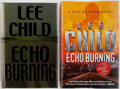 Books:Signed Editions, Lee Child. Group of Two Signed First Editions of Echo Burning. Bantam and Putnam, 2001. Both signed on title pag... (Total: 2 Items)