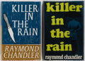 Books:First Editions, Raymond Chandler. Group of Two First Editions. Killer in theRain. Hamish Hamilton and Houghton Mifflin, 1964. Dj's ...(Total: 2 Items)