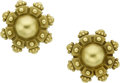 Estate Jewelry:Earrings, Kieselstein-Cord 18k Gold Earrings. ...