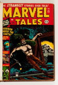 Golden Age (1938-1955):Science Fiction, Marvel Tales #111-119 Bound Volume (Atlas, 1953)....