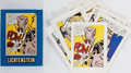 Books:Art & Architecture, Roy Lichtenstein. Box of 20 Note Cards Illustrated by Roy Lichtenstein and Signed by the Artist on the Box Top. Published by t...