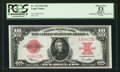 Large Size:Legal Tender Notes, Fr. 123 $10 1923 Legal Tender PCGS Apparent About New 53.. ...
