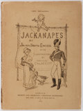 Books:Literature Pre-1900, Randolph Caldecott [illustrator]. Juliana Horatia Ewing. Jackanapes. London: Society for Promoting Christian Knowledge, 1884. ...