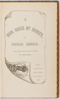 Books:Literature Pre-1900, John Leech [illustrator]. Douglas Jerrold. A Man Made of Money.London: Punch Office, 1849. First edition. 283 pages and 12 en...