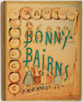 Books:Children's Books, Ida Waugh [illustrator]. Amy Ella Blanchard. Bonny Bairns. New York: Worthington, 1888. Quarto. 48 pages. Publisher's quarter ...