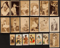 Non-Sport Cards:Lots, 1880's Allen & Ginter, Kimball, Victory & Misc. TobaccoCard Collection (19). ...