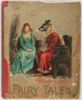 Books:Children's Books, [Children's Illustrated]. The Ideal Fairy Tales. New York:McLoughlin, ca. 1897. Publisher's quarter cloth over illustratedbo...