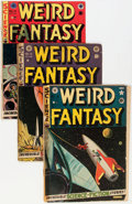 Golden Age (1938-1955):Science Fiction, Weird Fantasy Plus Reading Copy Group (EC, 1951-54).... (Total: 12Comic Books)