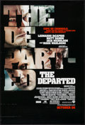 """Movie Posters:Crime, The Departed (Warner Brothers, 2006). One Sheet (27"""" X 40"""") DS Advance. Crime.. ..."""