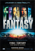 "Movie Posters:Animated, Final Fantasy: The Spirits Within (Columbia, 2001). One Sheet (27"" X 41"") DS Advance. Animated.. ..."