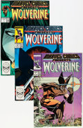 Modern Age (1980-Present):Superhero, Marvel Comics Presents Near-Complete Run Box Lot (Marvel, 1988-93)Condition: Average NM....