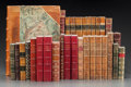 Fine Art - Work on Paper, THIRTY-ONE NAPOLEONIC VOLUMES, INCLUDING SETS OF HAZLITT AND SCOTT.Various authors, titles, and editions. Late 19th/early 2... (Total:31 Items)