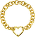 Estate Jewelry:Bracelets, Tiffany & Co. 18k Gold Bracelet. ...