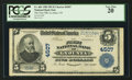 National Bank Notes:Colorado, La Junta, CO - $5 1902 Plain Back Fr. 601 The First NB Ch. # 4507. ...