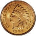 Indian Cents, 1909 1C MS67 Red PCGS....