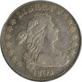 Early Dimes, 1804 10C 13 Stars on Reverse VF25 PCGS....